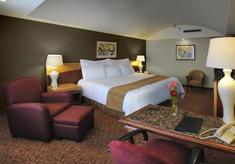 Radisson Hotel Flamingos 客房视图