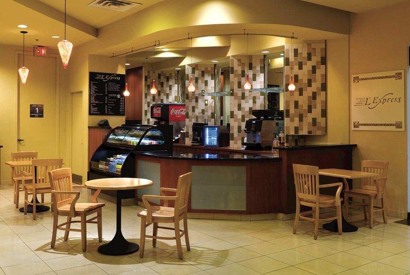 Hilton Dallas Lincoln Centre Gastronomia