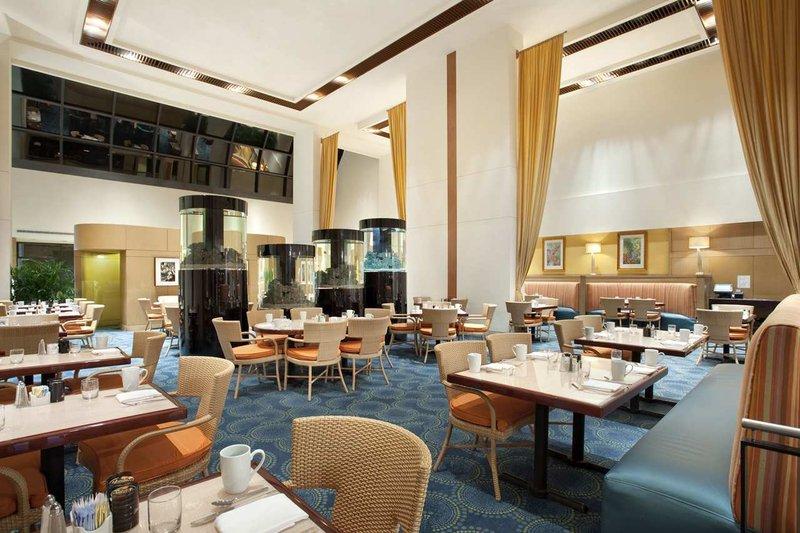 Hilton Miami Airport Gastronomy