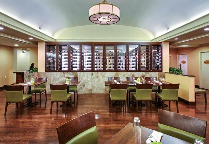 Renaissance Des Moines Savery Hotel Ресторанно-буфетное обслуживание