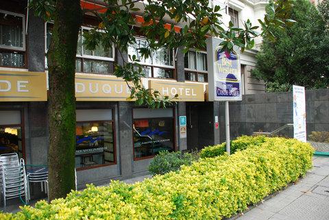 BEST WESTERN Hotel Conde Duque - Garden