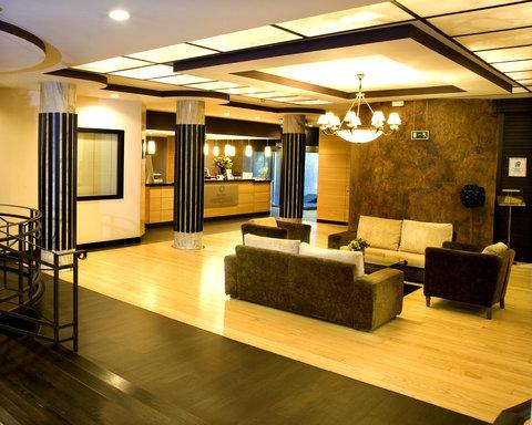 BEST WESTERN Hotel Conde Duque - Lobby