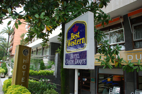 BEST WESTERN Hotel Conde Duque - The BEST WESTERN Hotel Conde Duque
