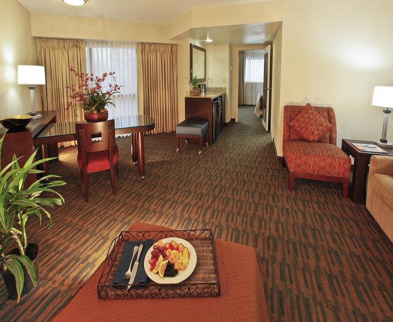 Embassy Suites Seattle - Tacoma International Airport Kameraanzicht