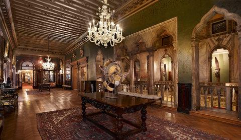 فندق دانييلي - Palazzo Dandolo - First Floor Hall