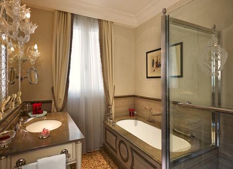 فندق دانييلي - Historical Suite - Bathroom