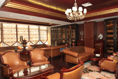 Royal Phoenix Hotel Beijing - Lobby Bar