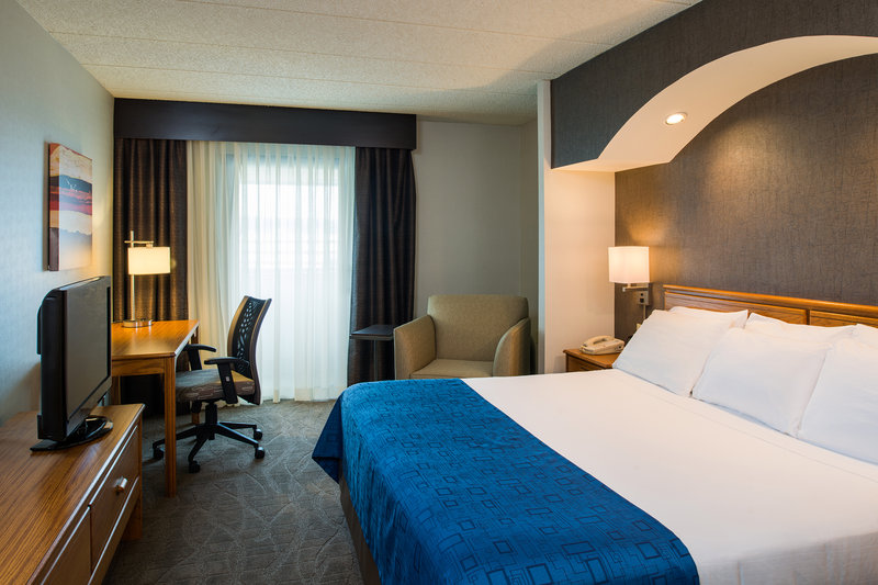Holiday Inn Express Hotel & Suites King of Prussia 客房视图