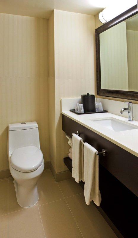 Holiday Inn Vancouver-Centre (Broadway) Szobakilátás