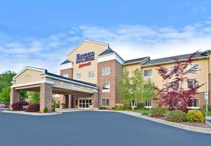 Exterior view - Fairfield Inn & Suites by Marriott Cherokee
