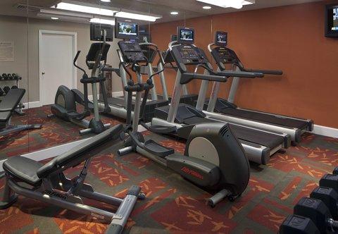 Residence Inn by Marriott Jacksonville Baymeadows - Fitness Center