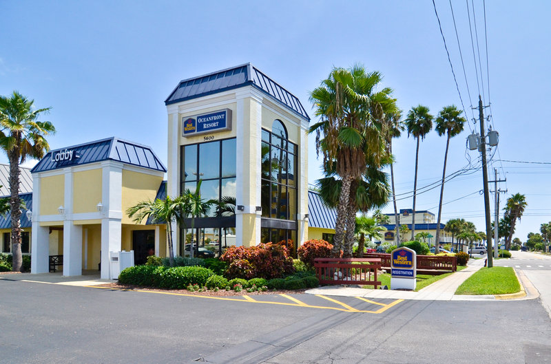 BEST WESTERN COCOA BEACH HOTEL