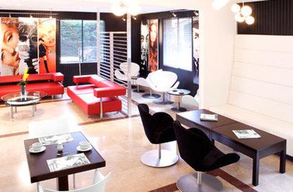 Celebrities Suites - Lobby