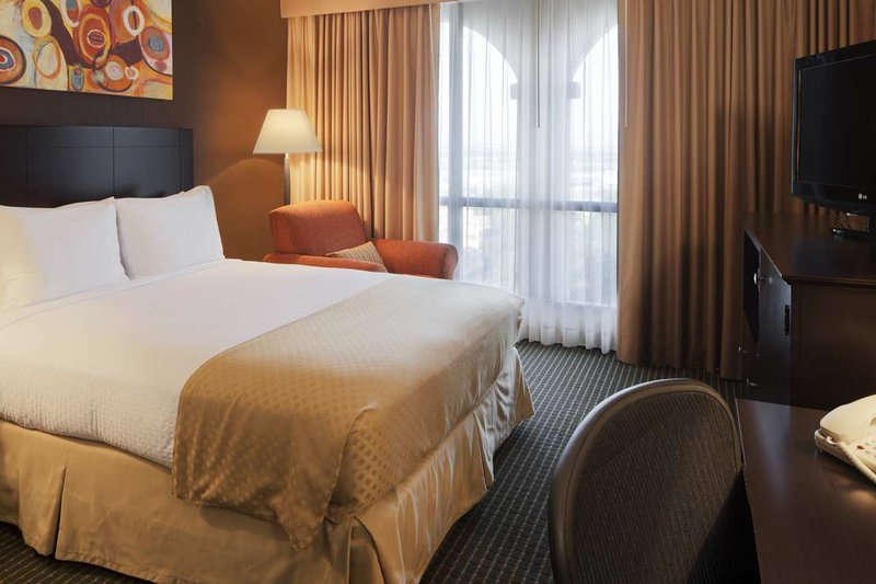 Doubletree Hotel Dallas Market Center Huonenäkymä