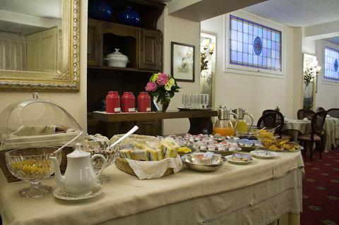 Hotel de Rose Palace - Breakfastbuffet
