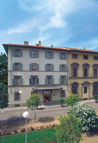 Hotel de Rose Palace - Exterior