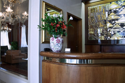 Hotel de Rose Palace - Reception