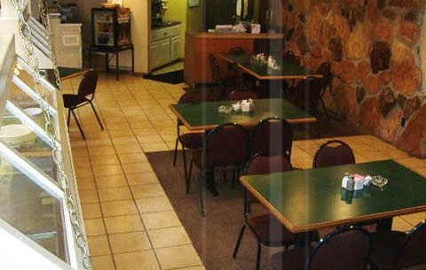 Econo Lodge Inn & Suites Gilbertsville - Restaurant