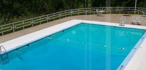 Econo Lodge Inn & Suites Gilbertsville - Pool