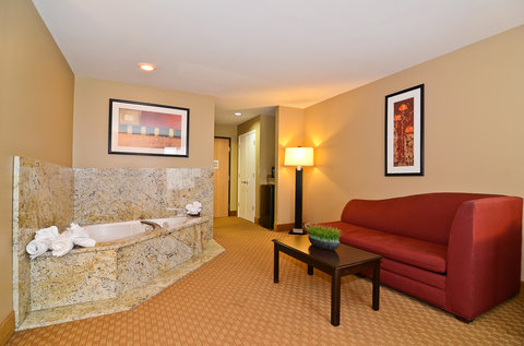 BEST WESTERN PLUS Chicago Southland - Guest Room with Whirlpool