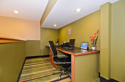 BEST WESTERN PLUS Chicago Southland - Business Center