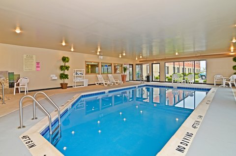 BEST WESTERN PLUS Chicago Southland - Swimming Pool
