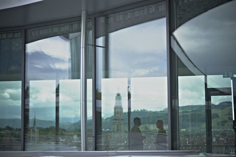 Hotel Allegro Bern - Forum with a view