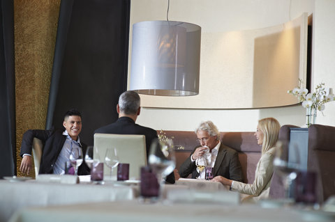 Hotel Allegro Bern - Restaurant Meridiano