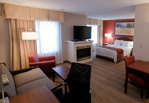Residence Inn Marriott Erie - Studio Exception Suite