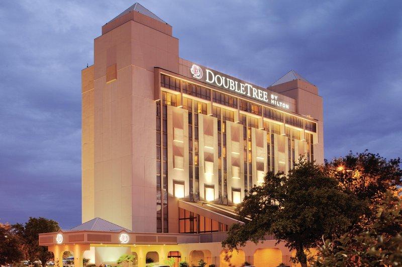 Doubletree Hotel Dallas - Richardson Pohled zvenku