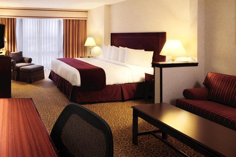 Doubletree Hotel Dallas - Richardson Pokoj