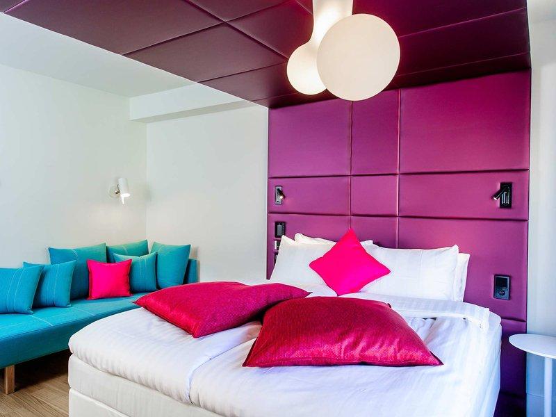 Radisson Blu Plaza Hotel, Helsinki 客室