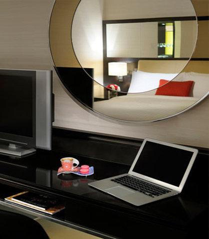فندق ماريوت الرياض - Guest Room Work Station