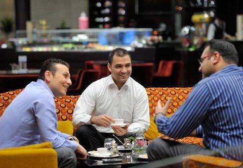 فندق ماريوت الرياض - Lobby Conversation Area