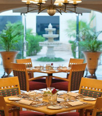فندق ماريوت الرياض - Mosaic Mediterranean Grill   Restaurant