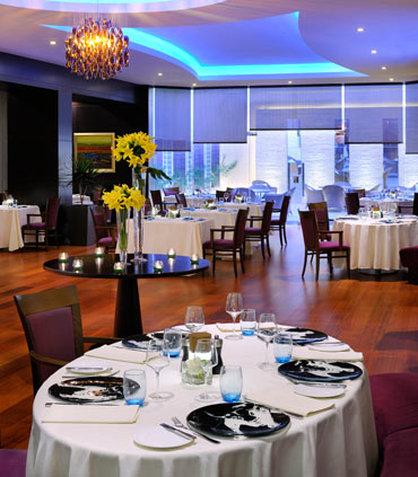 فندق ماريوت الرياض - Terrace Grill
