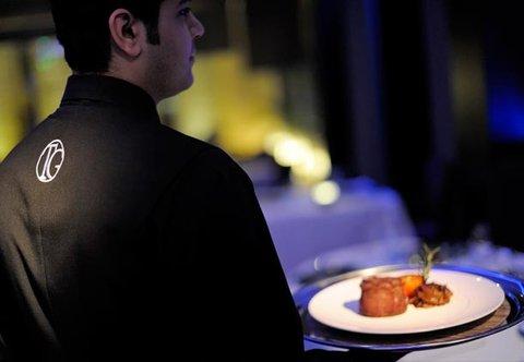 فندق ماريوت الرياض - Terrace Grill Entree