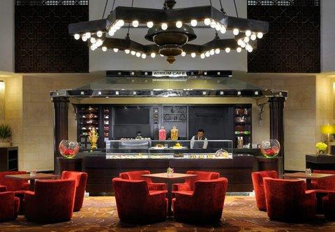 فندق ماريوت الرياض - Atrium Caf