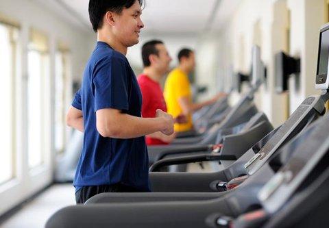 فندق ماريوت الرياض - Bodyline Health Club