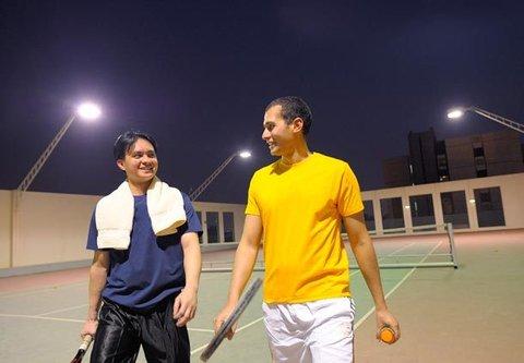 فندق ماريوت الرياض - Tennis Court