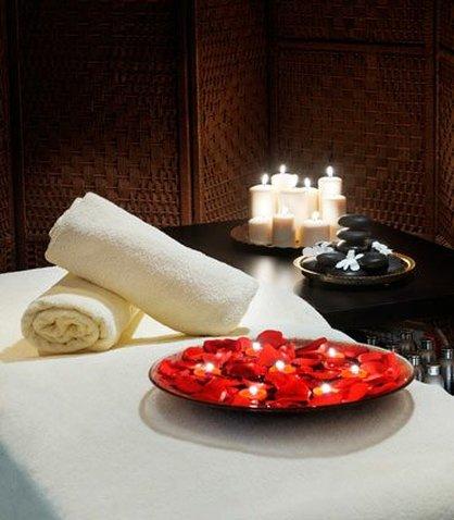 فندق ماريوت الرياض - Bodyline Spa