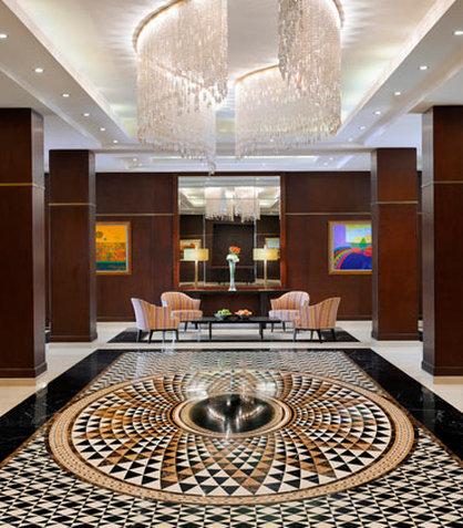 فندق ماريوت الرياض - Najd Ballroom Foyer