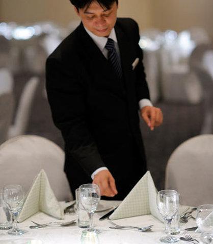 فندق ماريوت الرياض - Banquet Staff