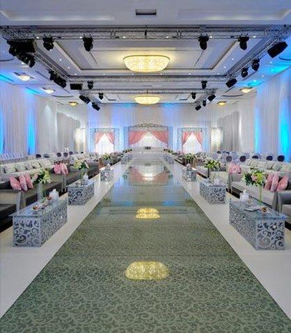 فندق ماريوت الرياض - Meeting Room - Wedding Set-up