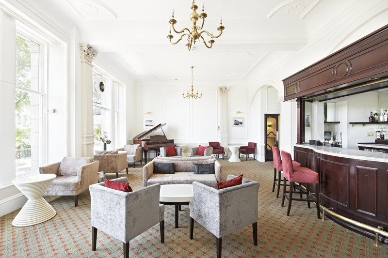 Thistle Aberdeen Caledonian Bár/lounge