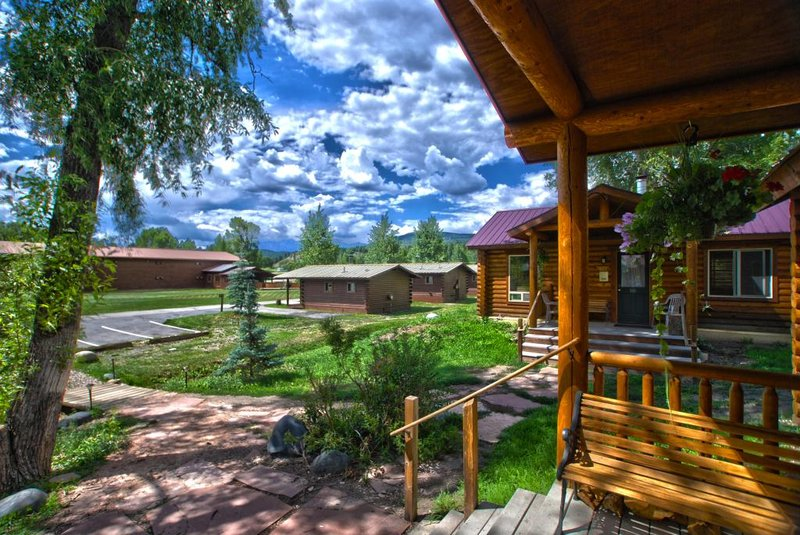 High Country Lodge & Cabins - Pagosa Springs, CO