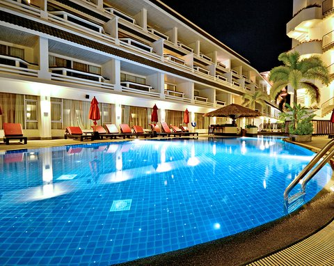 Destination Patong Hotel and Spa - Pool Rd Floor
