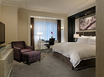Trump International Hotel & Tower - Room