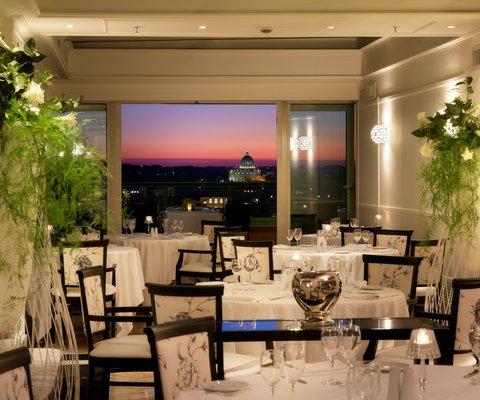 Hotel Bernini Bristol - Small Luxury Hotels of The World - Olimpo Restaurant