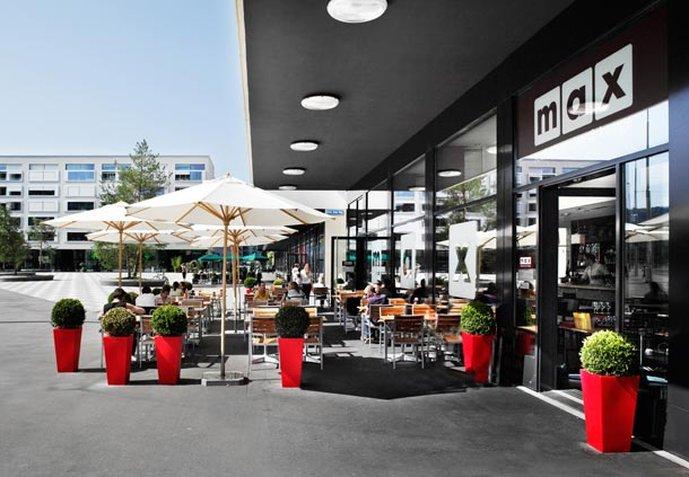 Courtyard by Marriott Zürich Nord Pohled zvenku